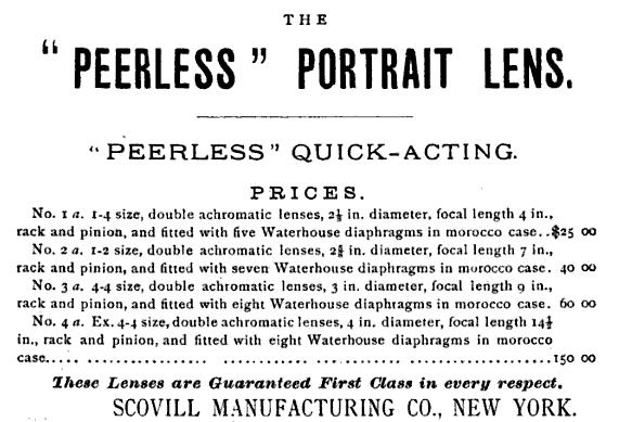 The Photographic Times 1881